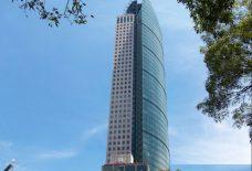Torre Mayor en Mexico DF